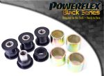 Ford Focus Mk2 RS 05-10 Powerflex Black Rear Upper Trail Arm Bushes PFR19-810BLK